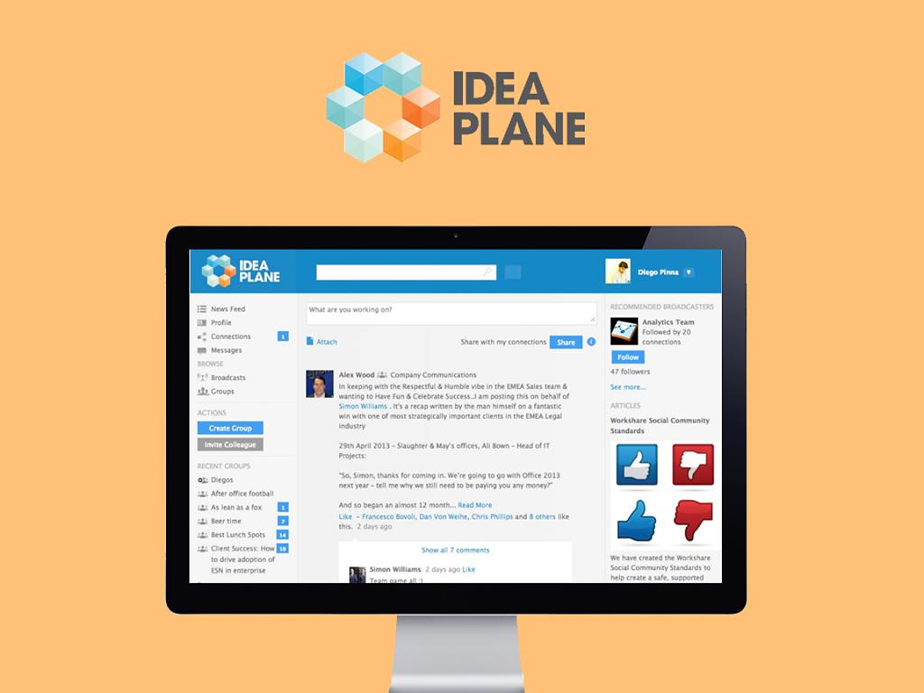Ideaplane Desktop